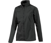 Ultimate Light Softshelljacke Damen, grau
