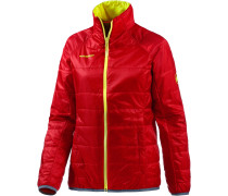 Runbold Light Wendejacke Damen, rot/lemon