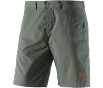 Buebe-Hose Shorts Herren, grau