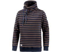 Hooker Stripes Organic Sweatshirt Herren, mehrfarbig