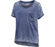 Nora T-Shirt Damen, blau