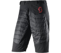 Trail AS Bike Shorts Herren, black/royal red