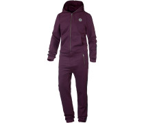 Sprinter Jumpsuit, burgundy