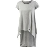 Longshirt Damen, Grau