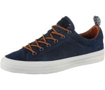 Star Player premium Leather Sneaker Herren, blau