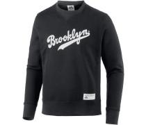 Sweatshirt Herren, schwarz