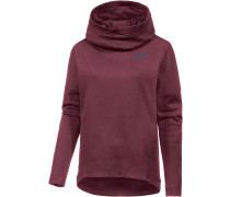 Tech Fleece Hoodie Damen, rot