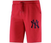 New York Yankees Sweathose Herren, rot