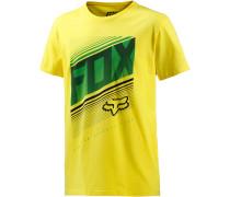 Static T-Shirt Herren, gelb