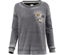 NEW COSY Sweatshirt Damen, BLACK