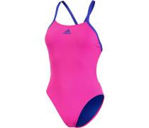 Schwimmanzug Damen, shock pink