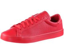 Court Vantage Sneaker, rot
