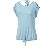 T-Shirt Damen, Hellblau