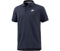 NSW Matchup Poloshirt Herren, blau