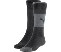 Socken Pack Herren, schwarz