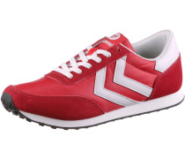 Seventyone Low Sneaker Damen, rot