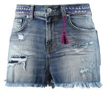 Jeansshorts Damen, mapelia wash
