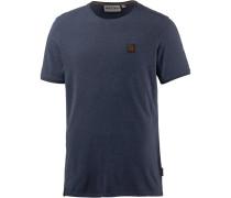 Dirty Italienischer Hengst T-Shirt Herren, Dirty Blue Melange