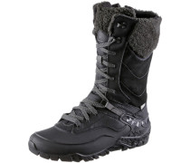 Aurora Tall Ice Waterproof Winterschuhe Damen, schwarz