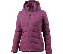 Syrround Daunenjacke Damen, amaranth