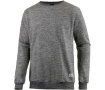 Vintage Sweatshirt Herren, schwarz