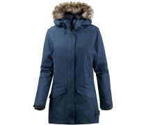 Coastal Range Winterjacke Damen, dark sky