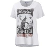 Magnifique Printshirt Damen, weiß