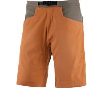 Viku Bouldershorts Herren, orange