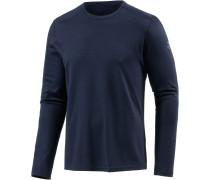 Unterhemd Herren, blau