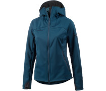 Ultimate Softshelljacke Damen, grün