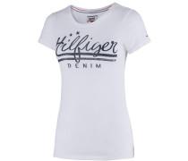 T-Shirt Damen, mehrfarbig
