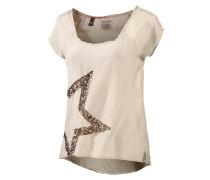 T-Shirt Damen, beige