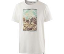 The Great Outdoors T-Shirt Herren, weiß