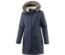 Journey Parka Damen, blau