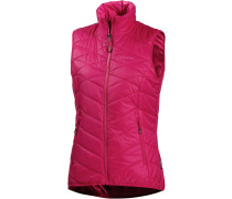 Gstaad Outdoorweste Damen, rosa