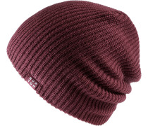 All Day Long Beanie, rot
