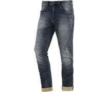 Kenneth Sweat Jeans Herren, blau