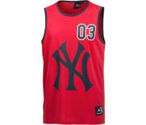 New York Yankees Tanktop Herren, rot