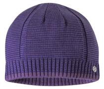 Paige Beanie Damen, blue violet/fig