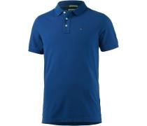 Poloshirt Herren, blau
