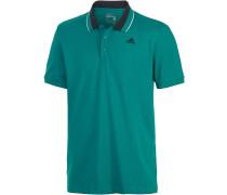 Essential Poloshirt Herren, grün