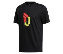 Dame Duality Logo T-Shirt T-Shirt