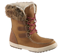 RAINIER Stiefel Damen, BROWN