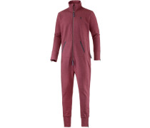 Out Jumpsuit, rot