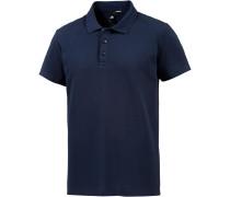 Essential Base Poloshirt Herren, blau