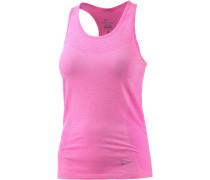 Dri-Fit Knit Tanktop Damen, rosa