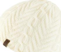 Jules Beanie Damen, warm white