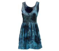 Freudian Slip Trägerkleid Damen, blau