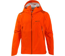Crux Outdoorjacke Herren, orange