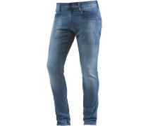 Revend Super Slim Fit Jeans Herren, blau